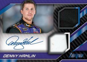 Combo Materials Signatures Denny Hamlin