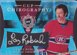 Cup Chirography Larry Robinson