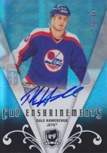 Cup Enshrinements Dale Hawerchuk