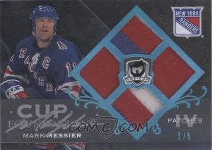 Cup Foundations Patch Auto Mark Messier