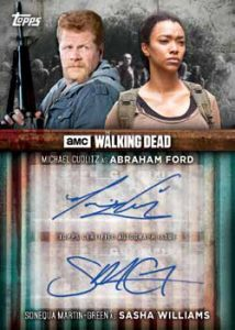 Dual Auto Abraham Ford, Sasha Williams