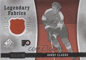 Legendary Fabrics Bobby Clarke