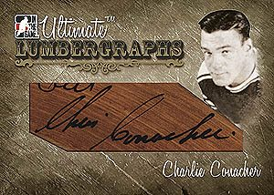 Lumbergraphs Charlie Conacher