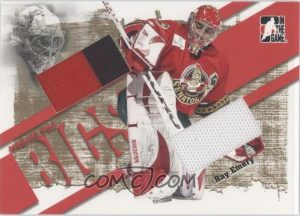 Making the Bigs Gold Ray Emery