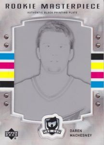 Printing Plates SP Authentic Daren Machesney