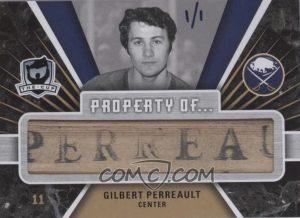 Property Of... Gilbert Perreault