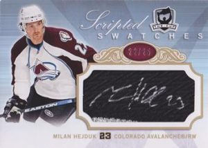 Scripted Swatched Milan Hejduk
