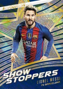 Showstoppers Lionel Messi