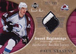 Sweet Beginnings Paul Stastny
