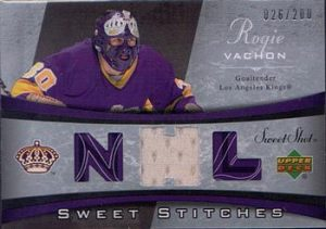 Sweet Stitches Rogie Vachon