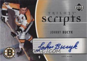 Trilogy Scripts Johnny Bucyk