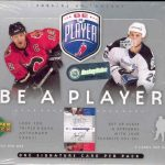 2005-06 Be A Player Box