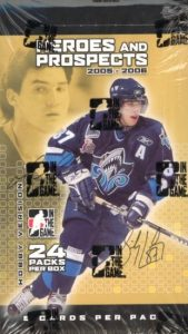 2005-06 Heroes and Prospects Series 1 Box