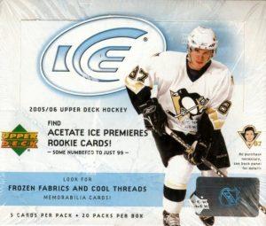 2005-06 UD Ice Box