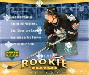 2005-06 Rookie Update Box