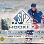 2005-06 SP Game Used Box