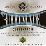 2005-06 Ultimate Collection Box