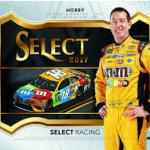 2017 Panini Selects NASCAR Box
