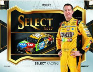 2017 Panini Select NASCAR Box