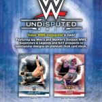 2017 Topps WWE Undisputed Sell Sheet