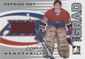 AHL Grad Patrick Roy