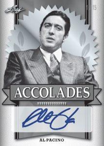 Accolades Autos Al Pacino