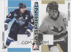 Aspiring Sidney Crosby, Mario Lemieux