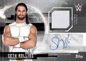 Verzamelkaarten: sport 2017 Topps WWE Undisputed Relics #UR-BS Big Show Wrestling Card