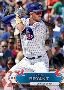 2017 Topps National Baseball Card Day Checklist Added