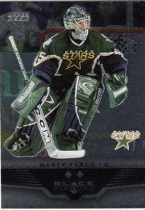 Base Double Diamond Marty Turco