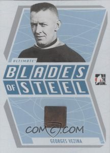 Blades of Steel Georges Vezina