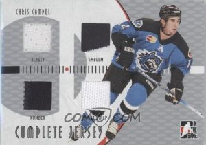 Complete Jersey Chris Campoli
