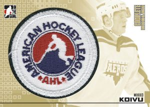Complete Logo AHL Mikko Koivu