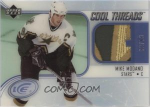 Cool Threads Patch Mike Modano