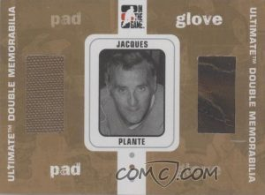Double Mem Jacques Plante