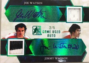 Dual Auto Joe Watson, Jimmy Watson