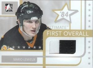 First Overall Mario Lemieux