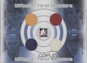 First Rounders Marcel Dionne, Guy Lafleur, Mike Bossy, Darryl Sittler