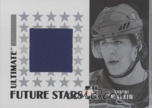 Future Stars Memorabilia Evgeni Malkin