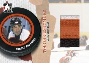 Game-Used Jersey Donald Brashear