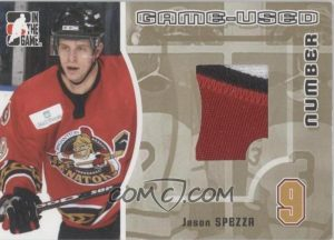 Game-Used Number Jason Spezza