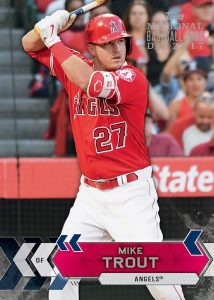 Gift Base Mike Trout