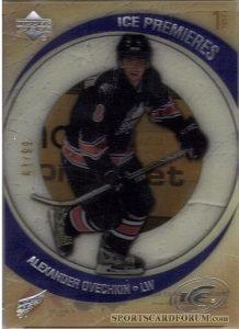Ice Premiers Lvl 1 Alexander Ovechkin