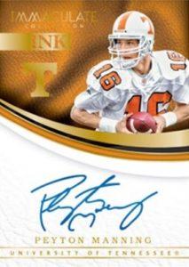 Immaculate Ink Peyton Manning