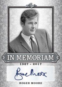 In Memoriam Auto Roger Moore