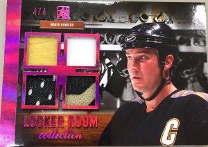 Locker Room Collection Mario Lemieux
