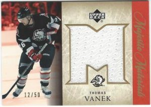 Majestic Materials Thomas Vanek