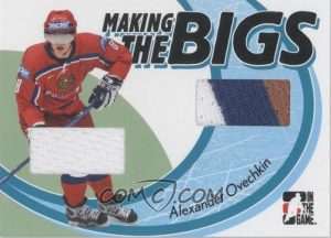 Making the Bigs Alexander Ovechkin
