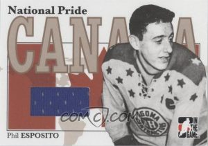 National Pride Heroes Phil Esposito