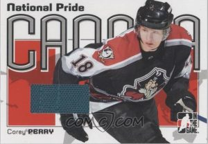 National Pride: Prospects Corey Perry